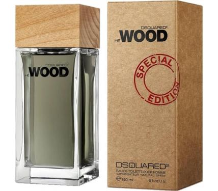 Dsquared He Wood Special Edition парфюм за мъже EDT