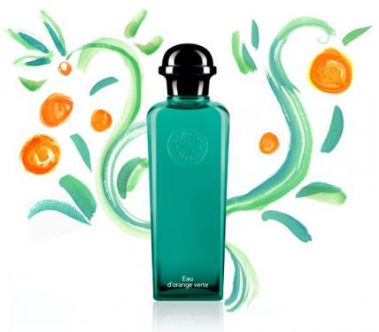 Hermes Eau d`Orange Verte Унисекс парфюм без опаковка EDC