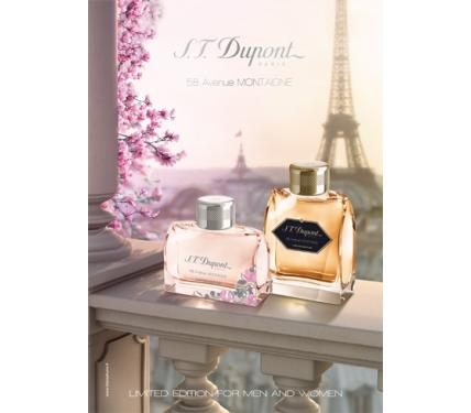S.T Dupont 58 Avenue Montaigne Limited Edition парфюм за жени EDP