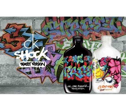 Calvin Klein One Shock Street парфюм за мъже EDT