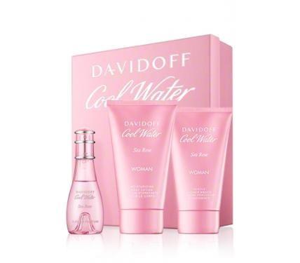 Davidoff Cool Water Sea Rose Дамски подаръчен комплект