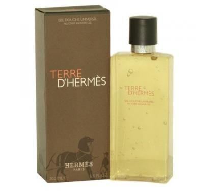 Hermes Terre d`Hermes Душ гел за мъже