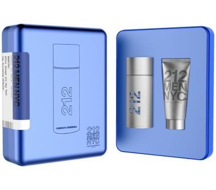 Carolina Herrera 212 Подаръчен комплект за мъже