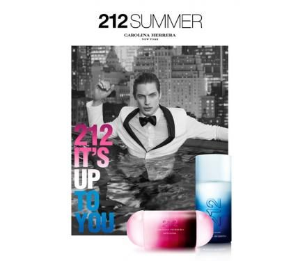Carolina Herrera 212 Summer парфюм за мъже EDT