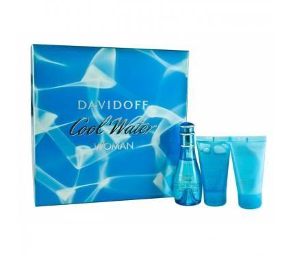 Davidoff Cool Water Подаръчен комплект за жени