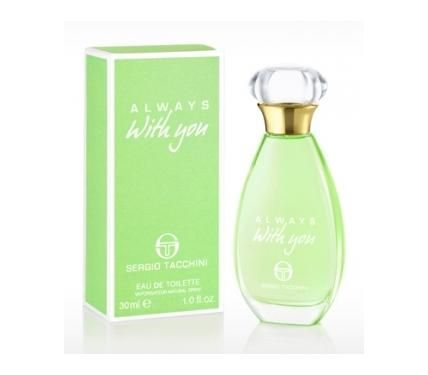 Sergio Tacchini Always with you парфюм за жени EDT