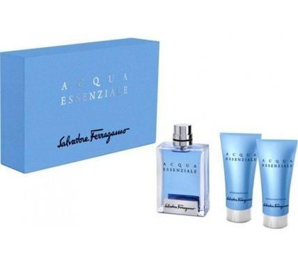 Salvatore Ferragamo Acqua Essenziale Подаръчен комплект за мъже