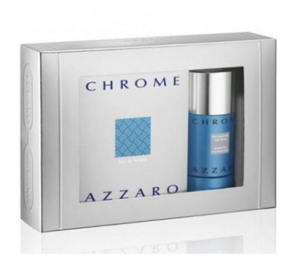 Azzaro Chrome Подаръчен комплект за мъже