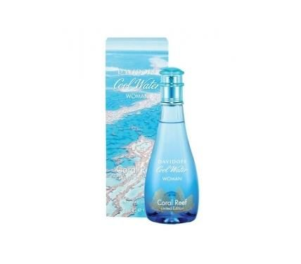 Davidoff Cool Water Coral Reef парфюм за жени  EDT