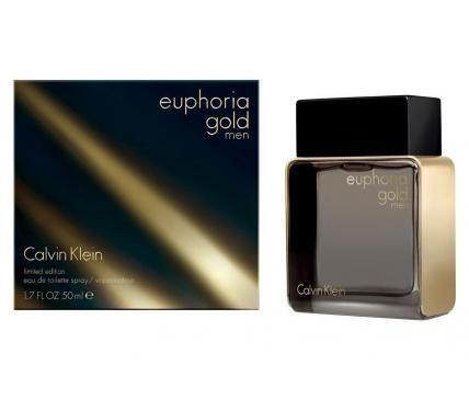 Calvin Klein Euphoria Gold парфюм за мъже EDT