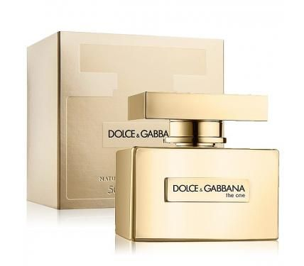Dolce & Gabbana The One Gold Limited Edition парфюм за жени EDP