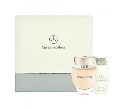 Mercedes Benz Дамски подаръчен комплект