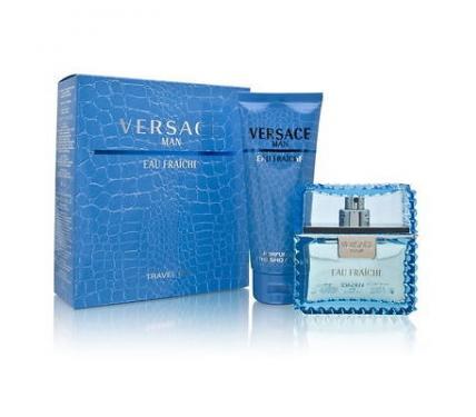 Versace Man Eau Fraiche подаръчен комплект за мъже