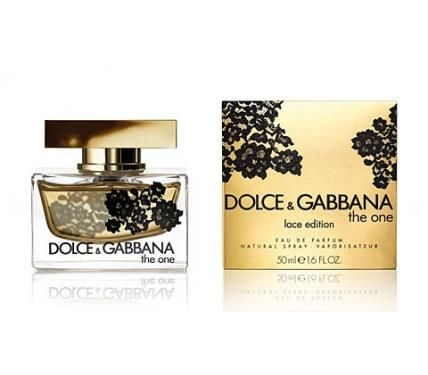 Dolce & Gabbana The One Lace Edition парфюм за жени EDP