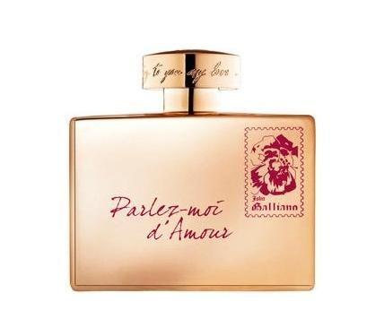 John Galliano Parlez Moi d`Amour Gold Edition парфюм за жени без опаковка EDT