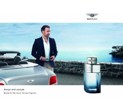 Bentley For Men Azzure парфюм за мъже без опаковка EDT