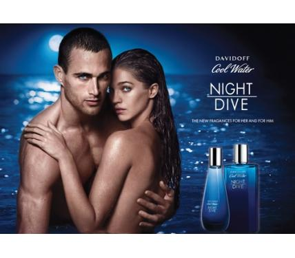 Davidoff Cool Water Night Dive парфюм за жени без опаковка EDT