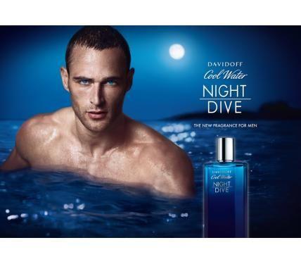 Davidoff Cool Water Night Dive парфюм за мъже без опаковка EDT