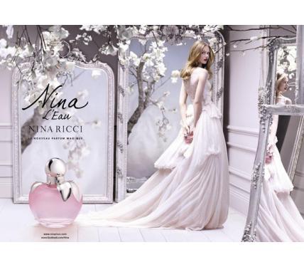 Nina Ricci Nina L`eau парфюм за жени без опаковка EDT