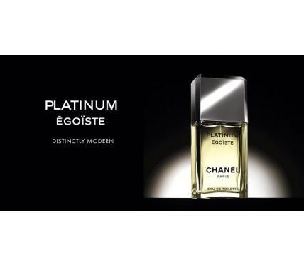 Chanel Egoist Platinum парфюм за мъже без опаковка EDT