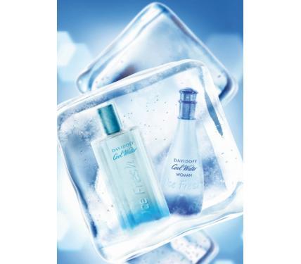 Davidoff Cool Water Ice Fresh парфюм за жени без опаковка EDT