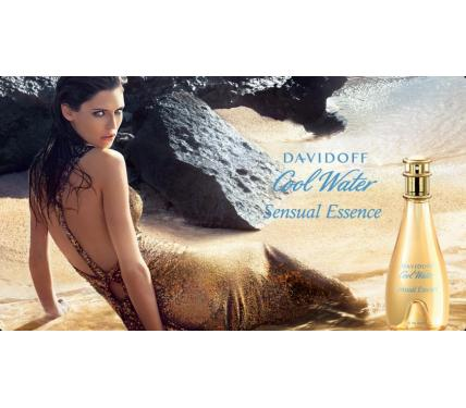Davidoff Cool Water Sensual Essence парфюм за жени без опаковка EDP