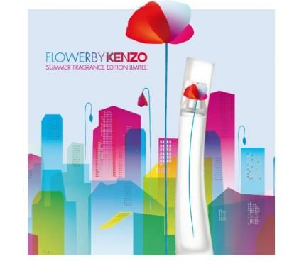 Kenzo Flower Summer 2011 парфюм за жени без опаковка EDT
