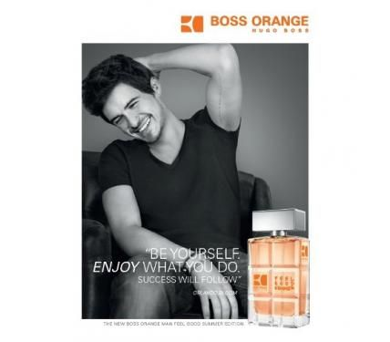 Hugo Boss Orange Feel Good Summer парфюм за мъже без опаковка EDT