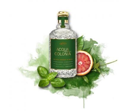 Mauren & Wirtz EDC 4711 Acqua Colonia Blood Orange & Basil  Унисекс аромат без опаковка