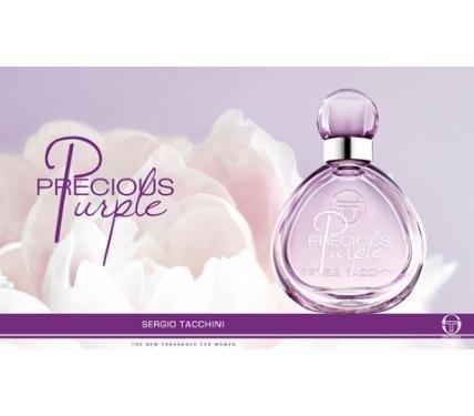 Sergio Tacchini Precious Purple парфюм за жени  без опаковка EDT