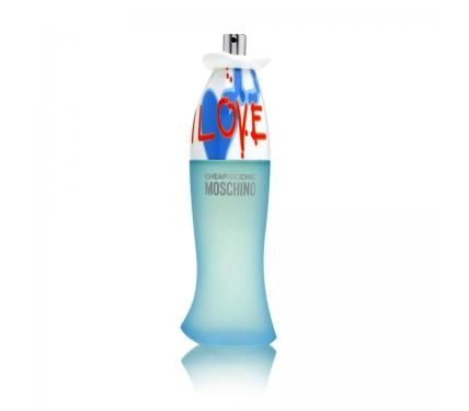 Moschino Cheap & Chic I Love Love  парфюм за жени без опаковка EDТ