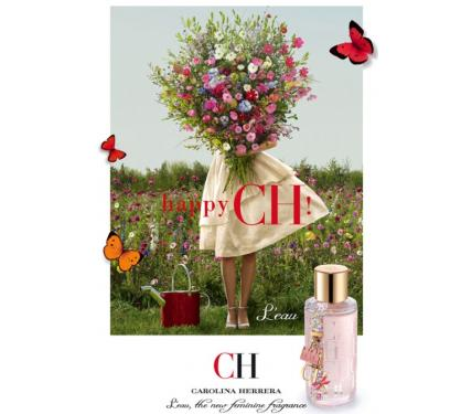 Carolina Herrera CH L`eau парфюм за жени без опаковка EDT