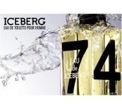Iceberg eau de Iceberg мъжка парфюм без опаковка EDT