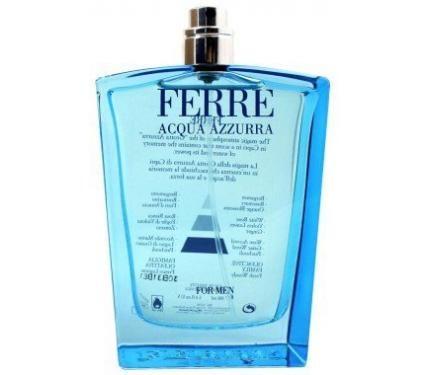 Gianfranco Ferre Acqua Azzurra парфюм за мъже без опаковка EDT