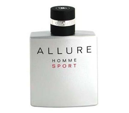 Chanel Allure Homme Sport парфюм за мъже без опаковка EDT