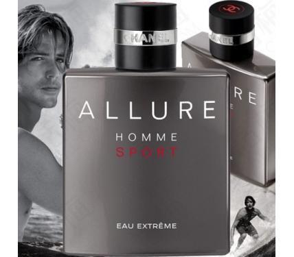 Chanel Allure Sport Eau Extreme парфюм за мъже без опаковка EDT