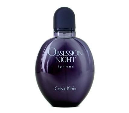 Calvin Klein Obsession Night парфюм за мъже без опаковка EDT