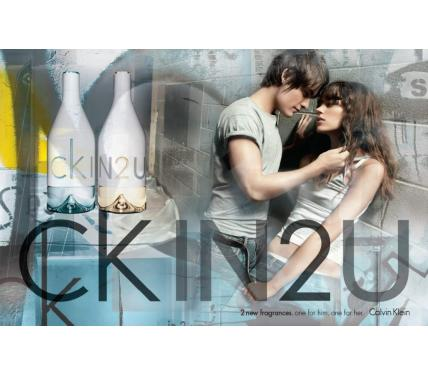 Calvin Klein In2U парфюм за жени без опаковка EDT