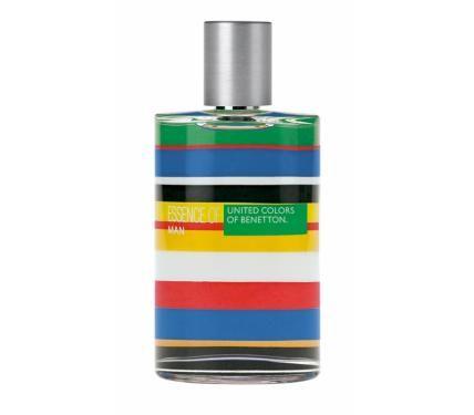 Benetton Essence of United colors Мъжка парфюм  без опаковка EDT