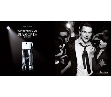 Giorgio Armani Emporio Diamonds парфюм за мъже EDT