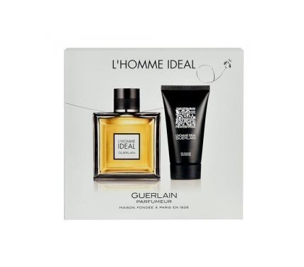 Guerlain L`homme Ideal Подаръчен комплект за мъже