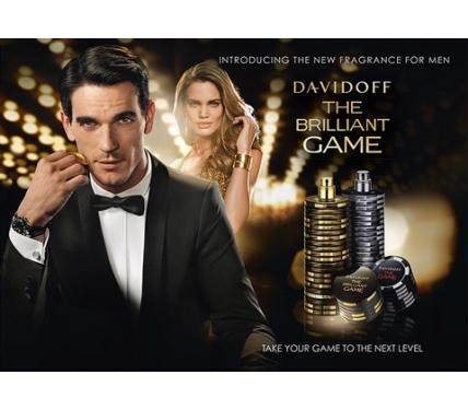 Davidoff The Brilliant Game парфюм за мъже EDT