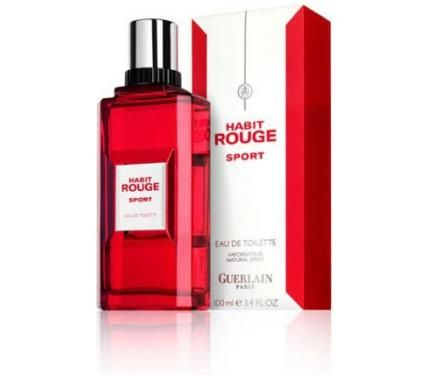 Guerlain Habit Rouge Sport парфюм за мъже EDT