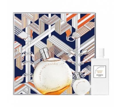 Hermes Eau des Mervelles Подаръчен комплект за жени