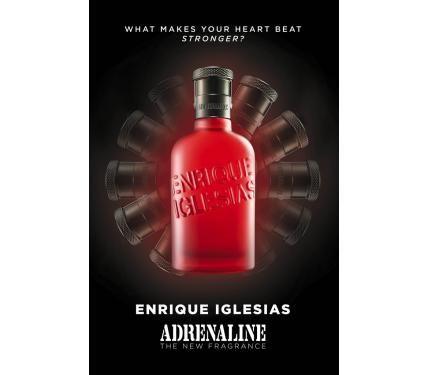 Enrique Iglesias Adrenaline парфюм за мъже EDT