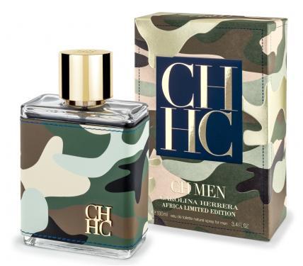 Carolina Herrera CH Africa парфюм за мъже EDT