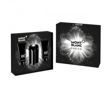 Mont Blanc Emblem Подаръчен комплект за мъже