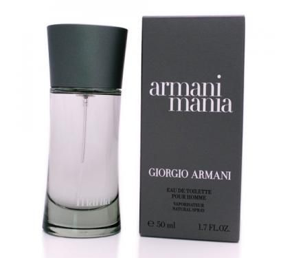 Giorgio Armani Mania парфюм за мъже EDT