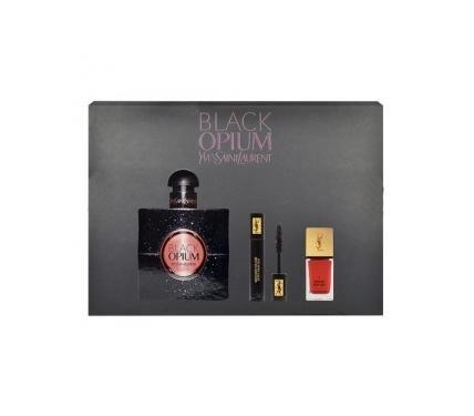 YSL Black Opium Подаръчен комплект за жени