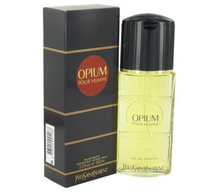 YSL Opium парфюм за мъже EDT